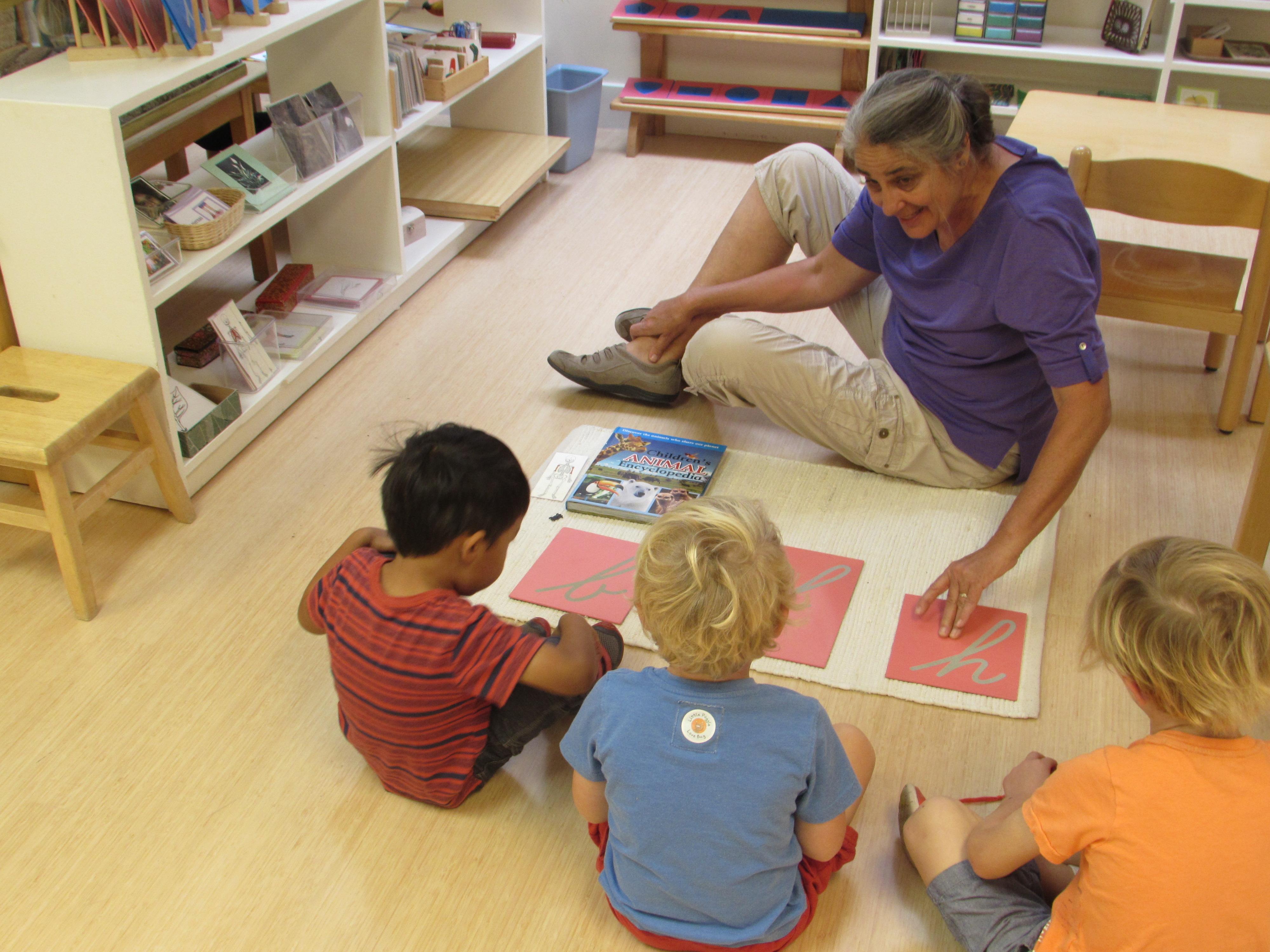 Faculty Marin Montessori School